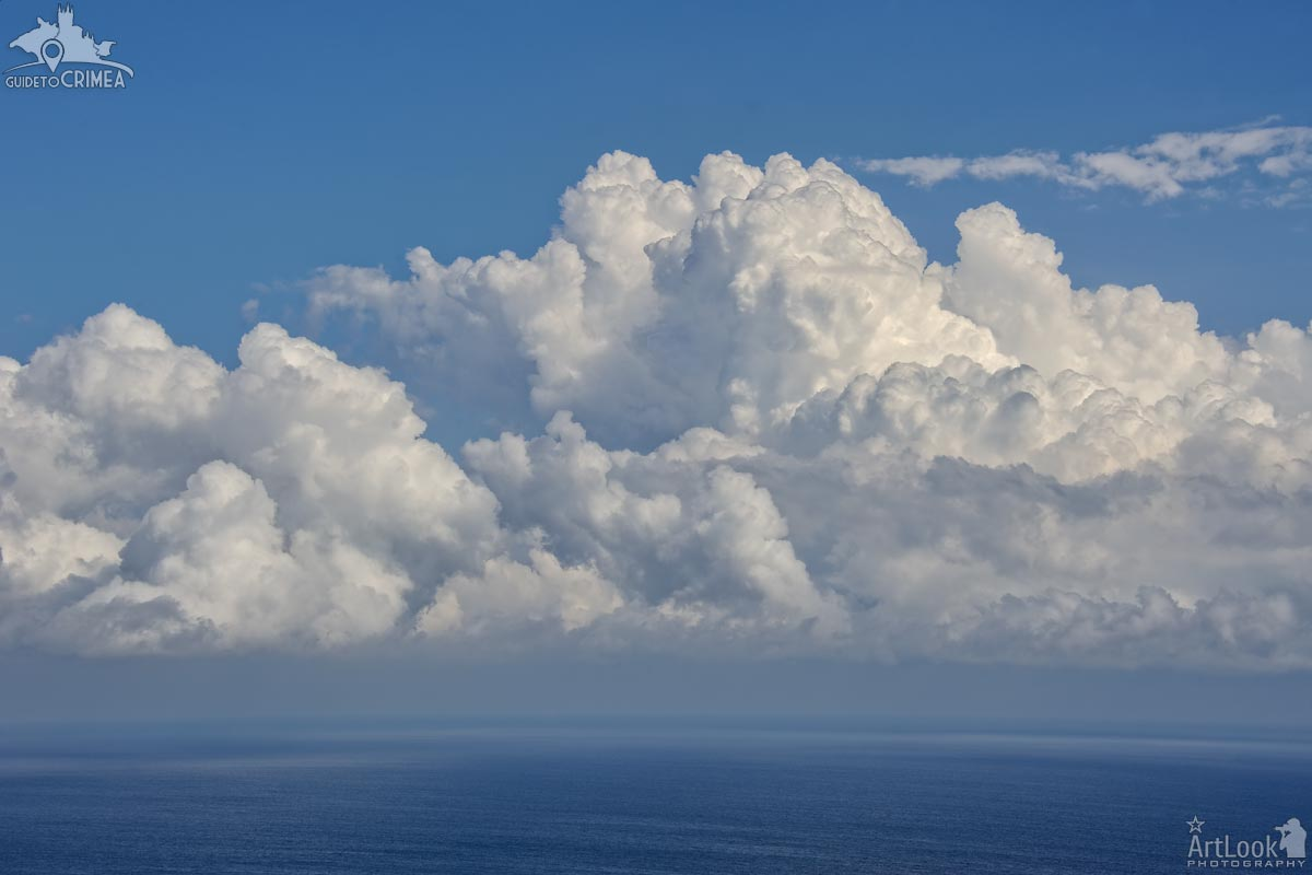 White Clouds Over the Black Sea