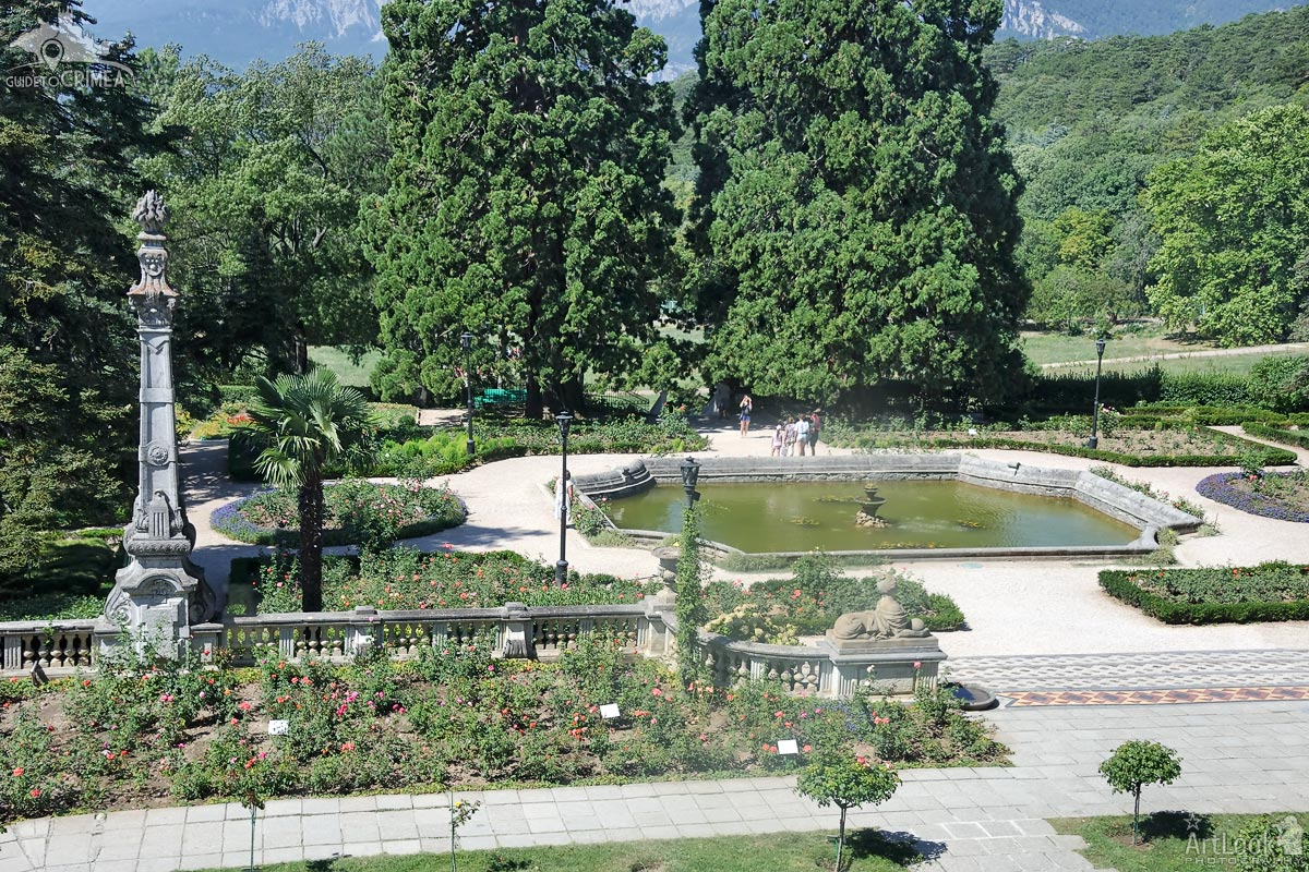 Overview of Massandra Park