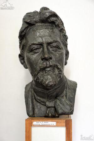 Bust of Anton Chekhov