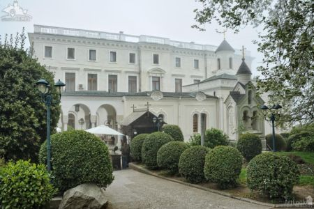 Romanov's Church at Livadia Palace